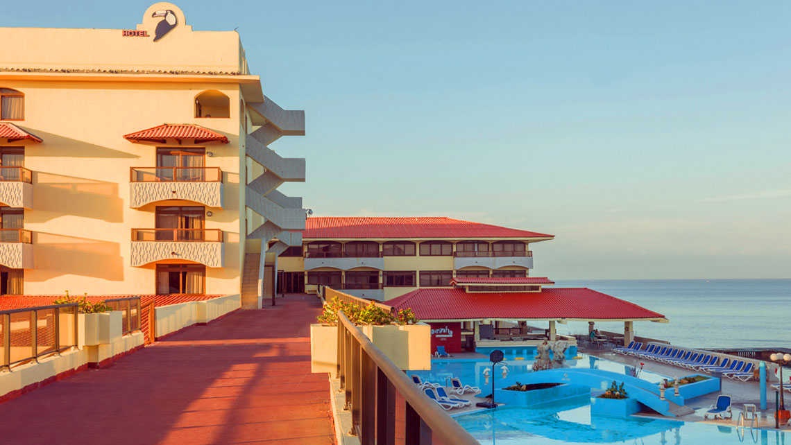 Give the Family a Treat  at Cuba's Hottest Beach Resort