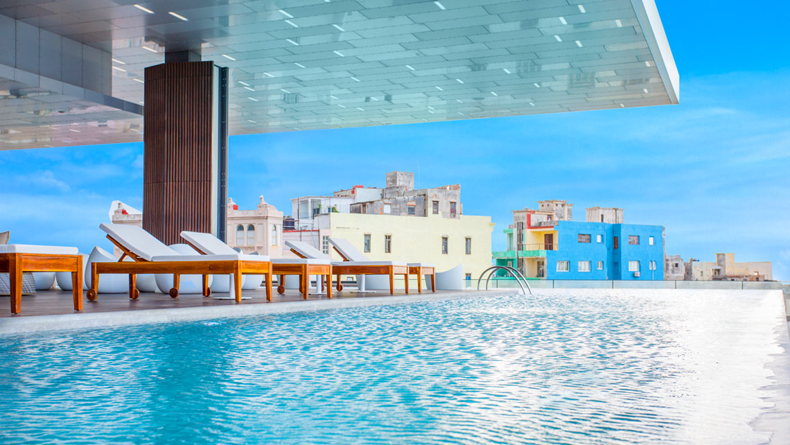 Discover Luxury and Style on a Stunning Havana 5* Hotel